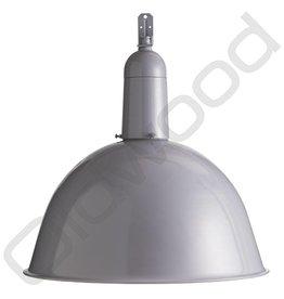 Industriële lampen - norway grey