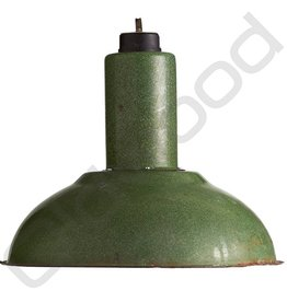 Industriële lampen - Capricorn Dark green