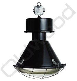 Industriële lampen - tanek zwart