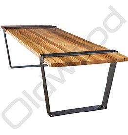 Eiken houten eettafel - Oxford