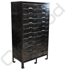 Metalen ladekast / dossierkast