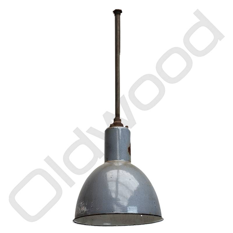 Industriële lampen - Pendant Blue