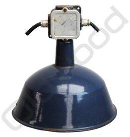 Industriële lampen - Bauhaus met elektrobox