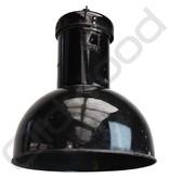 Industriële lamp - Bauhaus zwart