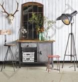 Vintage atelierkruk