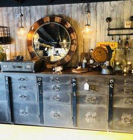 Industrieel meubel Industriële ladekast