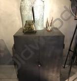 Industrieel meubel Industrieel wandkastje