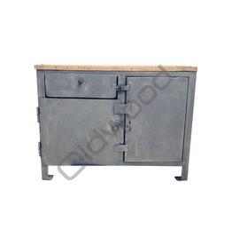 Industrieel meubel Werkbank - dressoir