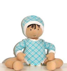 Handgenähte Puppe