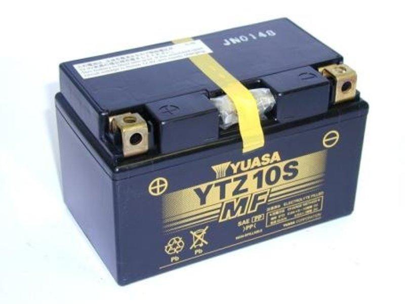 Yuasa Motorbatterie Yuasa YTZ10-S