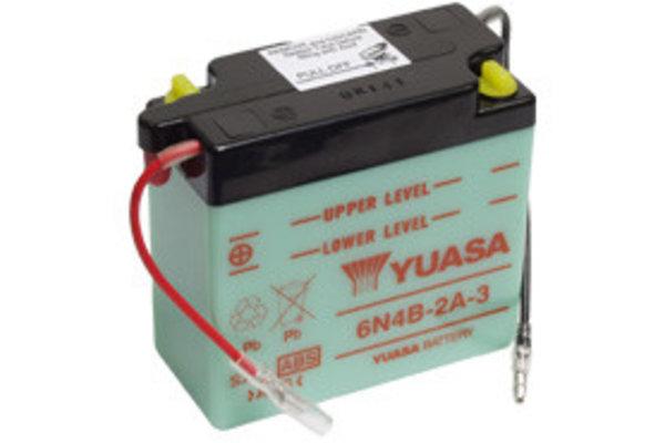 Yuasa Motorbatterie Yuasa 6N4B-2A-3