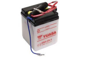 Yuasa Motorbatterie Yuasa 6N4-2A-4