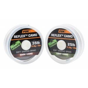 Fox Reflex Soft Sinking Braid Camo 20m