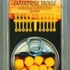 Enterprise Tackle Super Soft Pop-Up Sweetcorn Yellow