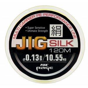 Fox Rage Jig Silk 120m