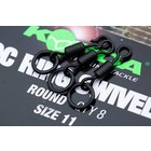 Korda QC Ring Swivel Round Size 11