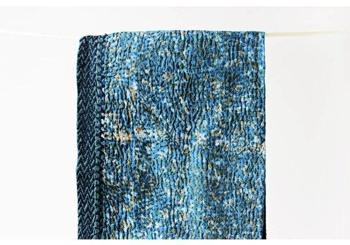 shawl zijde & katoen