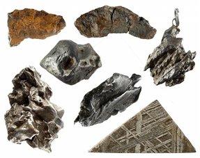 IJzer meteorieten