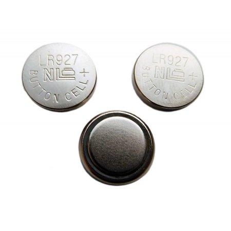Extra set batterijen voor mini microscoop, 3st. AG7/LR926