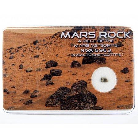 MM35 NWA 6963 of 6710 Mars meteoriet