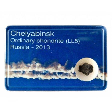 Chelyabinsk meteoriet - rook