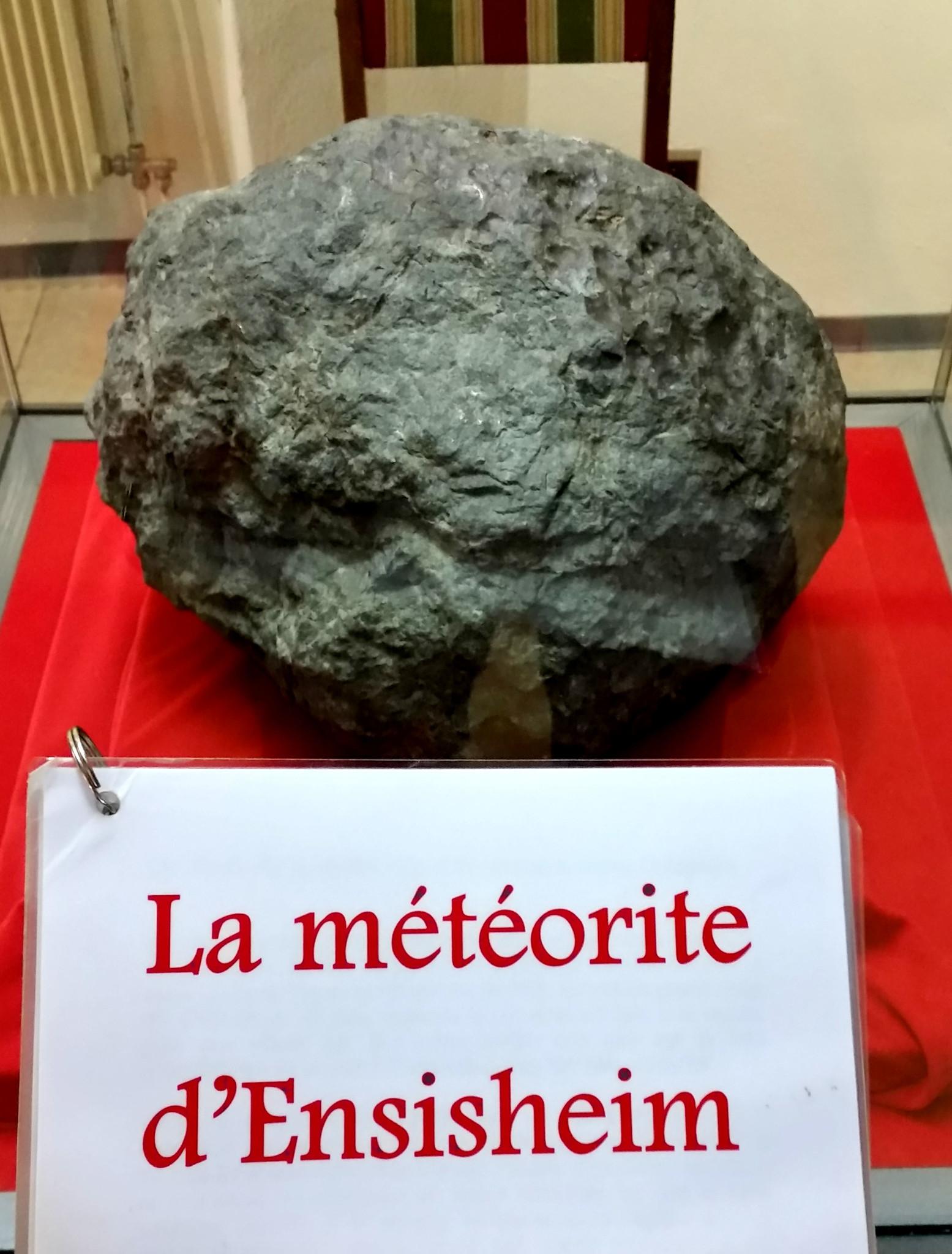 De Ensisheim meteoriet