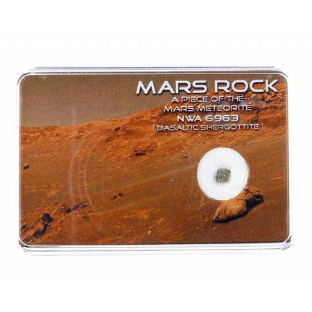 MM38 NWA 6963 of 6710 Mars meteoriet