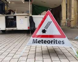 Bezoek aan de Ensisheim Meteorite Show 2016