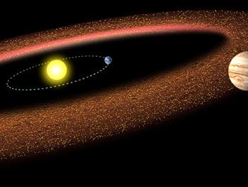 Asteroïden gordel
