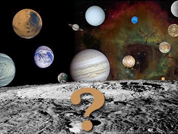 Waar komen meteorieten vandaan