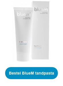 Tandpasta BlueM