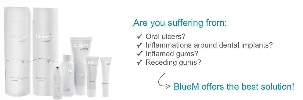 BlueM: oxygen for health