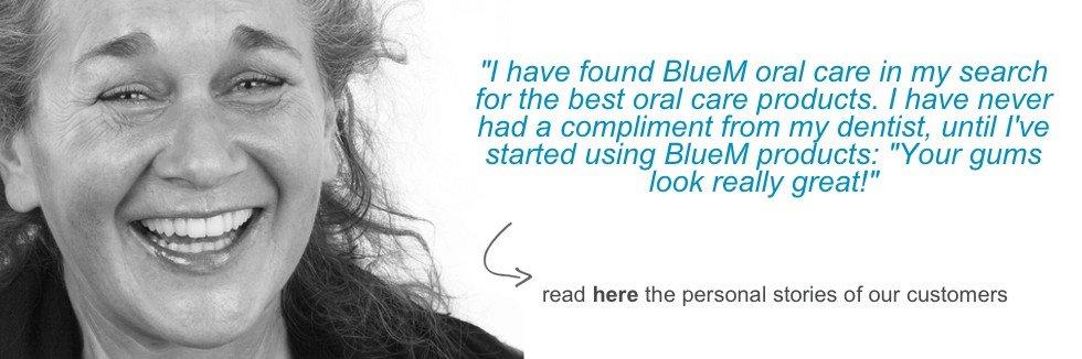 BlueM: view our unique products