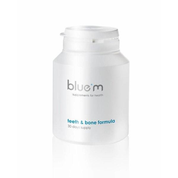 Bluem supplements Teeth & Bone formula 90 caps. NL