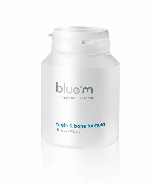 Bluem supplements Teeth & Bone formula 90 caps.