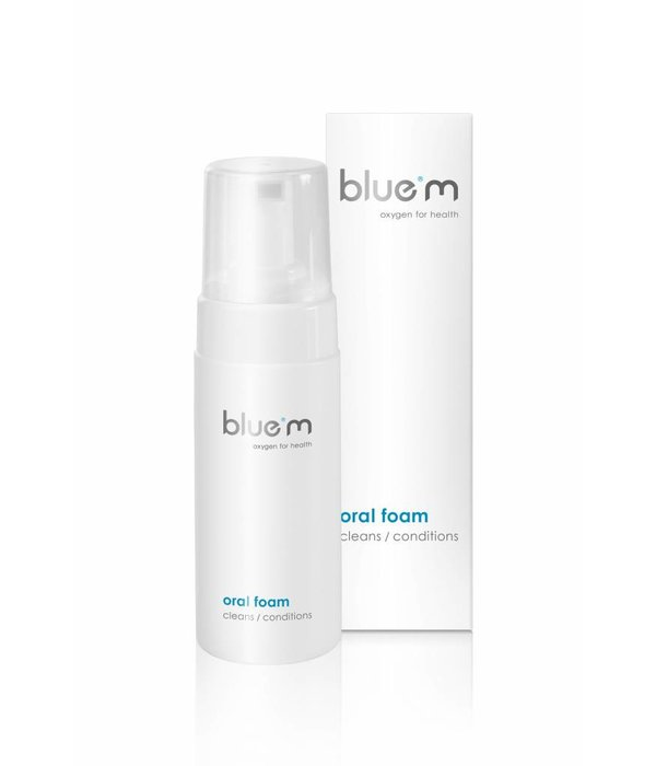 BlueM Oral Foam 100ml