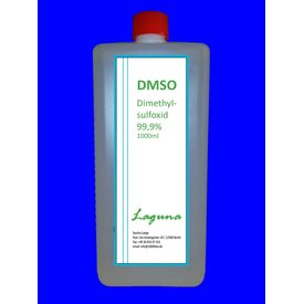 500ml Dimethyl Sulfoxide 99,9%