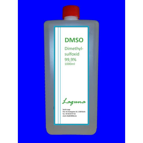 1000ml Dimethyl Sulfoxide 99,9%