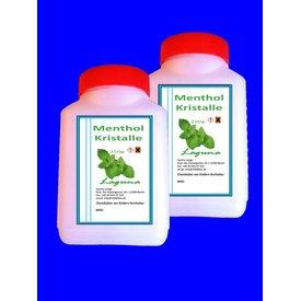 1000 g Menthol Mentholkristalle Minze pharmazeutische Qualität für Saunaaufguß