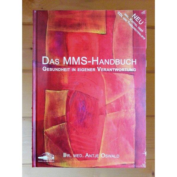 Das DMSO-Handbuch von Dr. Med. Antje Oswald.