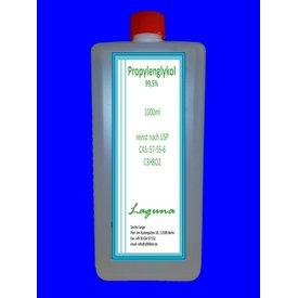 1 Liter Propylenglykol 99,5% , DEUTSCHE WARE in HDPE-Flasche reinst nach USP