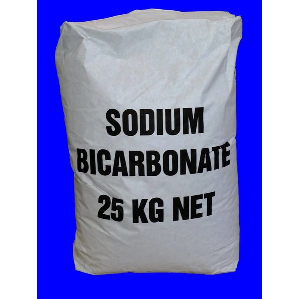 25kg Natron, Natriumhydrogencarbonat, beste Lebensmittelqualität