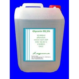 100 Liter Glycerin 10x10L E422 reinst nach USP 99,5% C3H8O5 CAS: 56-81-5 in UNKanister