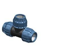 PE Rohre und Rohr-Verbinder