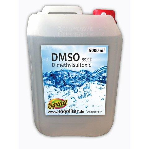 DMSO Kanister 5 Liter