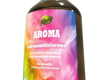 Aromen / E-Liquids/ Lebensmittel