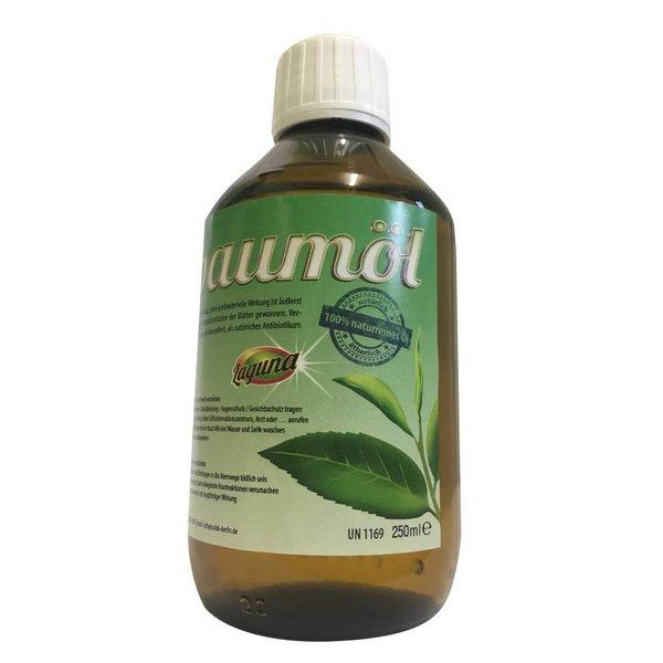 Teebaumöl 100% naturreines ätherisches Teebaum Öl