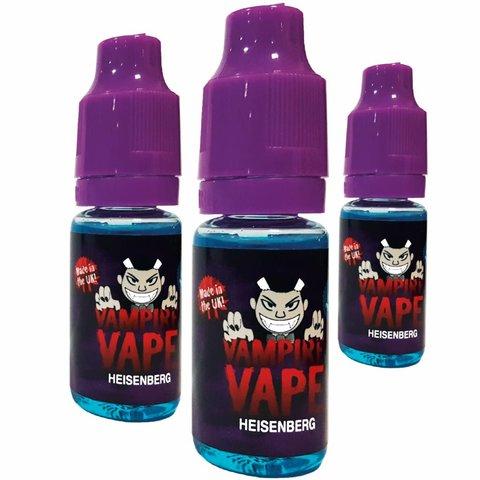 Vampire Vape Heisenberg E Liquid 10ml