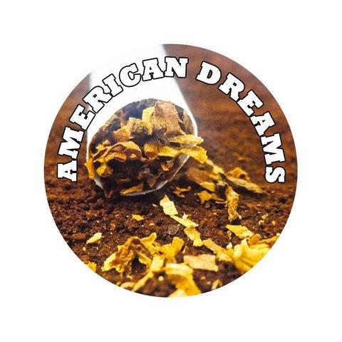 Easy Liquid Tabak American Blend  Overdosed Shake and Vape 100ml