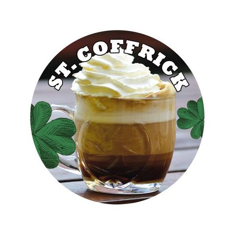 OVERDOSED xxx Irish Coffee  Devil Inside Shake&Vape E-Liquid Base